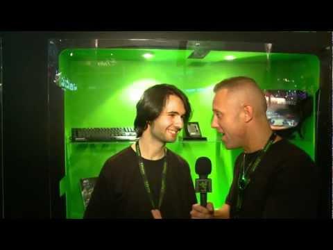 Razer @ GamesCom 2011 - Day 2
