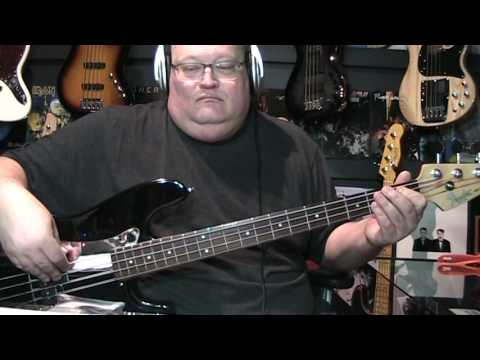 Pat Benatar Heartbreaker Bass Cover with Notes & Tab
