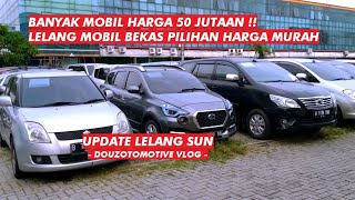 Lelang Mobil Bekas Murah Harga 50 Jutaan Di Lelang Otomotif SUN