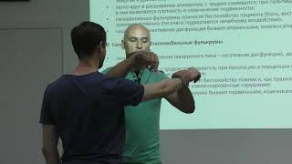 Биокинетика и жидкостное тело.  Тест с ножом