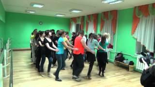 Открытый урок по Кизомбе в Виннице от Chilli Dance Vinnitsa