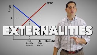Micro 6.3 Negative Externalities: Econ Concepts in 60 Seconds-Externality
