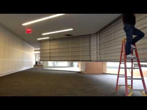 Stoebich Fire Smoke Curtain Youtube