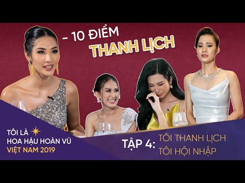 Tôi là Hoa hậu Hoàn Vũ Việt Nam 2019