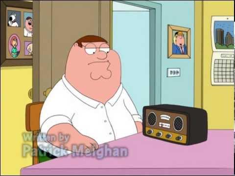 "Family Guy Season 8 Episode 6 ""...Some British Guy reading the News"""