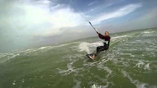 kiteboarding north beach