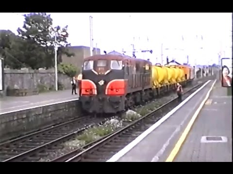 Irish Rail weed sprayer / ITG Special - Howth Branch