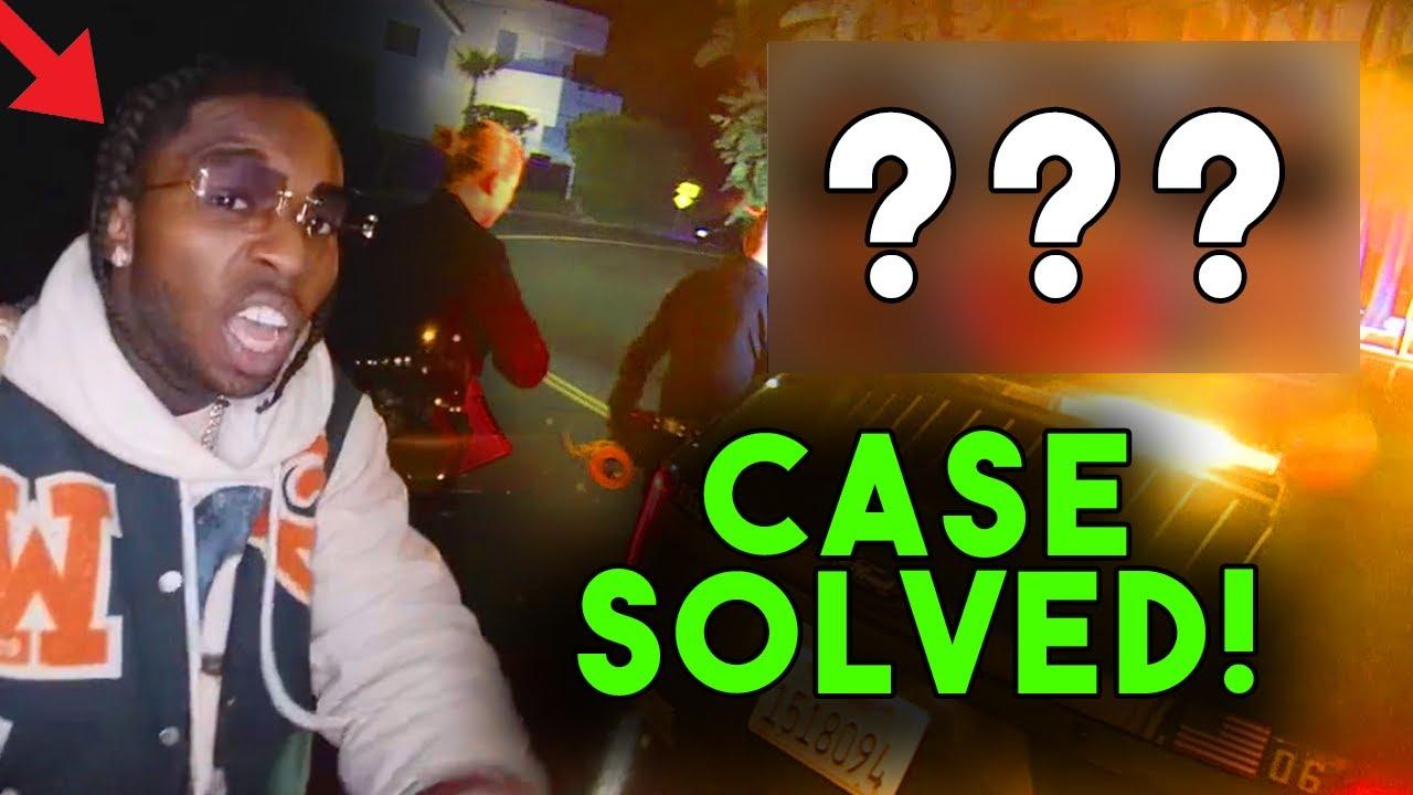Pop Smoke Case is SOLVED! 5 People LOCKED UP! *Pop WASNT SCARED!* Inside INFO!