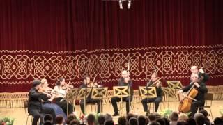 Mendelssohn: String Octet - I. Allegro moderato ma con fuoco