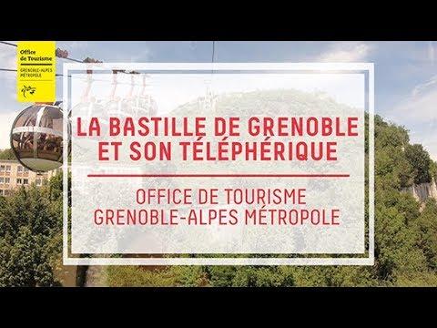 La Bastille De Grenoble Et Son Téléphérique