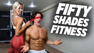 WE TRIED A COUPLES WORKOUT CHALLENGE