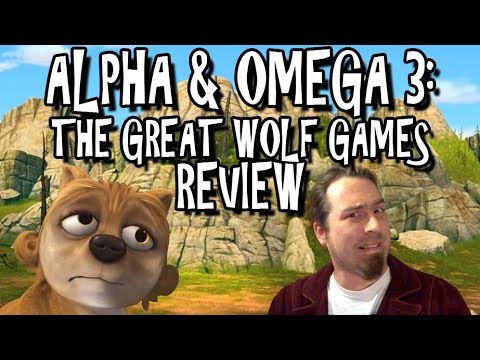 Alpha & Omega 3: The Great Wolf Games