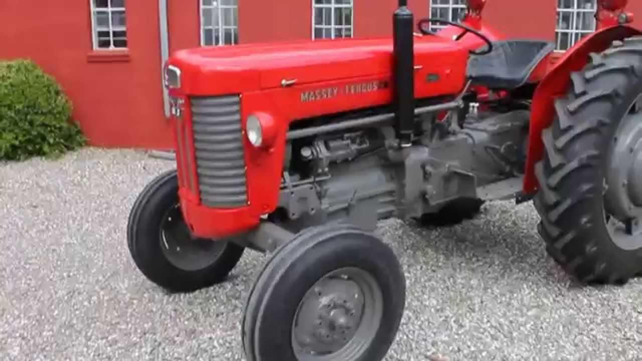 Massey Ferguson Mf 65 Mk2