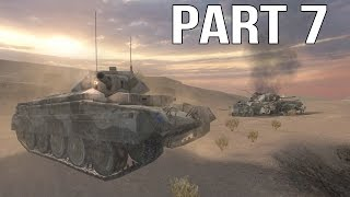 Call of Duty 2 Gameplay Walkthrough Part 7 - British Campaign - Tank Squadrons