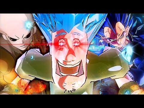 THIS is Only 2% of my power... FEEL THE WRATH OF SHAGGY BLUE!! | Dragon Ball Xenoverse 2 MODS