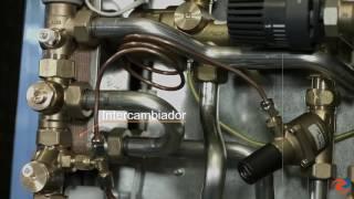 Soluciones Uponor Aqua/Combi PORT para instalaciones centralizadas de calefacción