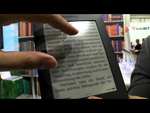 PocketBook Basic New for 89€ at IFA 2012