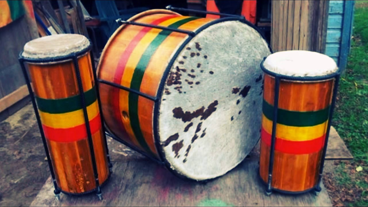 Image result for nyahbinghi order drumming""