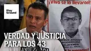 La desaparición de 43 estudiantes sigue abierta.