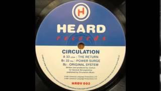 Circulation - The Return (1997)