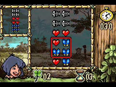 The Jungle Book 2 (gameplay) [GBA]
