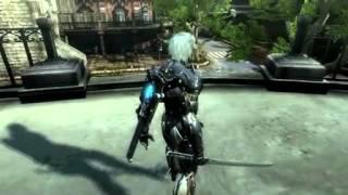 Metal Gear Rising: Revengeance - Gamescom - Trailer
