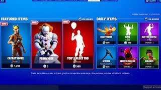 *NEW* FORTNITE ITEM SHOP COUNTDOWN NOW! (SEPTEMBER 14th NEW SKINS) Community Choice EVENT DAY 2