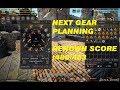 Next Gear Planning Renown Score/Gear Score  480 - Black Desert Online SEA
