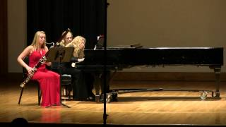"Lindsey Lane Lorefice performs ""Impromptu"" Op. 35 No. 9 by Reinhold Gliere"