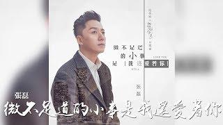 張磊 -《微不足道的小事是我還愛著你》 (電視劇忽而今夏片尾曲)|歌詞字幕