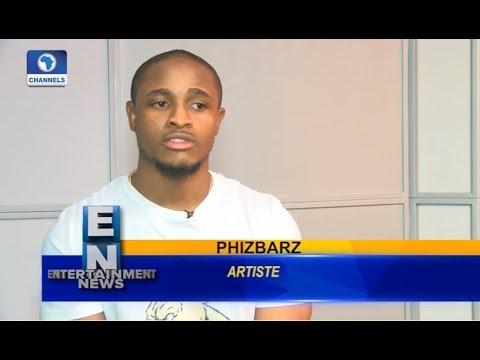 EN: The White Collar Job Is Not For Me - Singer/producer, Phizbarz
