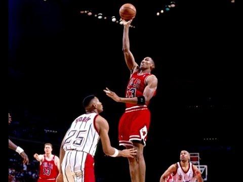 Bulls vs. Rockets: 1996 (72-10 season)