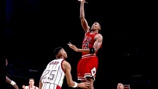 Bulls vs. Rockets: 1996 (72-10 season)