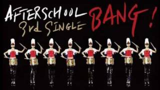 After School - BANG! MP3 + DL(AUDIO)