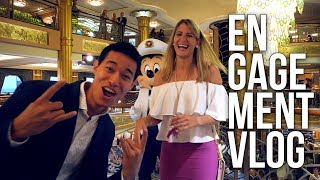 Engagement Proposal on the Disney Cruise! (Part 1)
