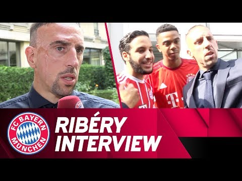 """We want to win!"" - Franck Ribéry optimistic before PSG clash"