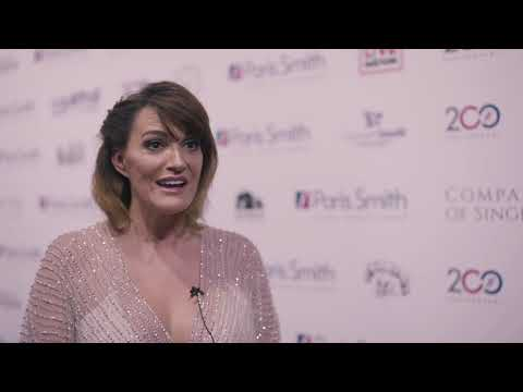 Sarah Parish interview - 200 anniversay