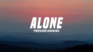 image of Trevor Daniel Alone
