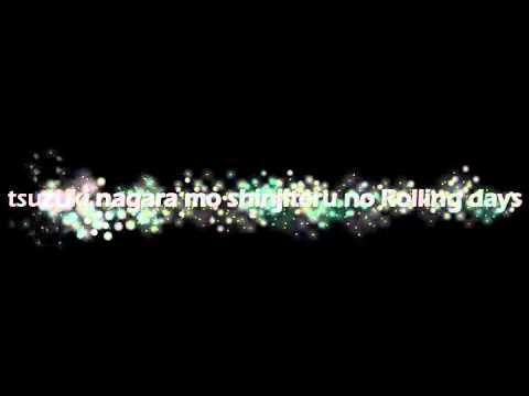 [KARAOKE] - Rolling Star - YUI