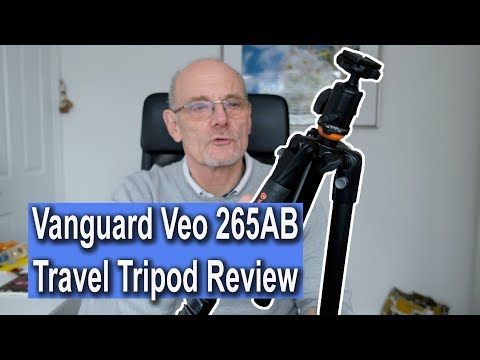 Vanguard VEO Travel Tripod 6 reasons to choose