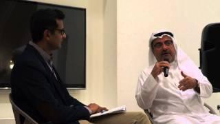 Katara Art Center   Talks: Tariq Al Jaidah