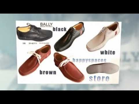 Bally Shoes - Classic and Contemporary