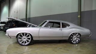 WhipAddict: 71' Oldsmobile Cutlass on Savini 24s Interior Swap by Stitch by Slick