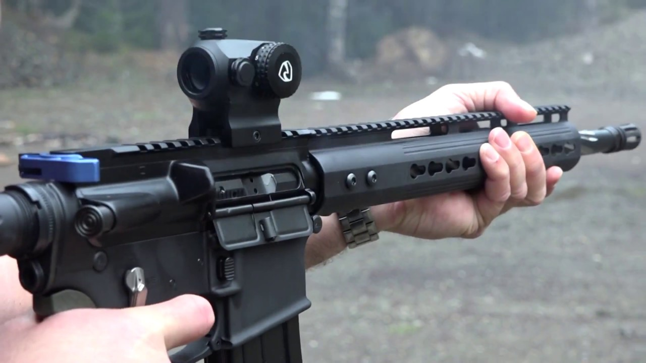 BCA Bear Claw AR-15 Upper Review