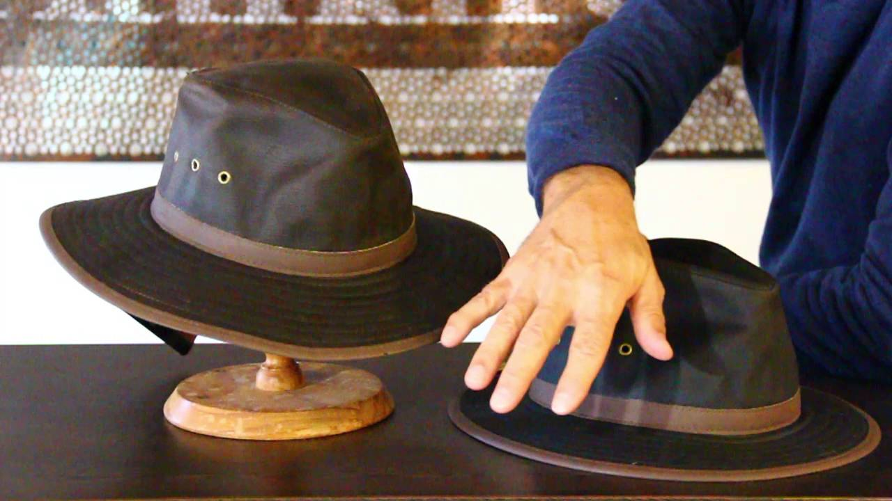 2492468245206 Outback Trading Deer Hunter Review - Hats By The Hundred - YouTube