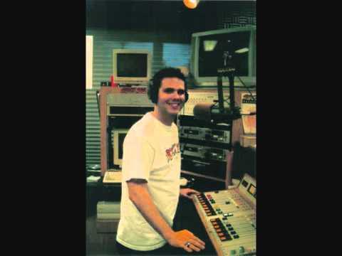 Jason Burns Air Check on Rock 104 aka WRUF-FM