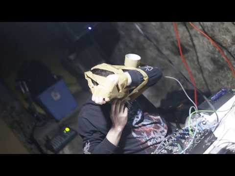 Shredded Nerve Live @ Cement Hole ii 04/12/17