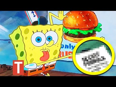 Spongebob Squarepants: The Truth About The Krabby Patty Secret Ingredient