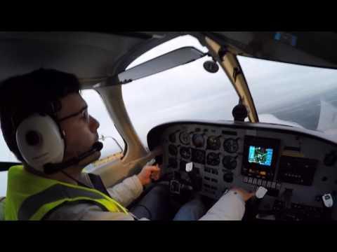 Flying Circuits at Blackbushe Airport