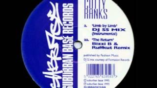 Cutty Ranks - The Return (Bizzy B & Ruffkut Remix)